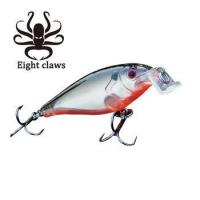 Buy cheap Eight Claws Minnow 3D lure eyes fishing lures for sea water from wholesalers