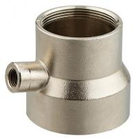 China Beer valve fitting Cleaning Fitting For Keg Coupler Cleaning Adapter wholesale