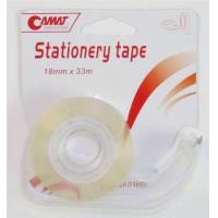 Buy cheap Crystal Clear Stationery Tape With Dispenser For Supermarket from wholesalers