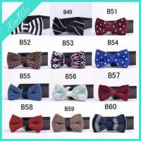 China Cheap Custom Knitted Bow Tie wholesale
