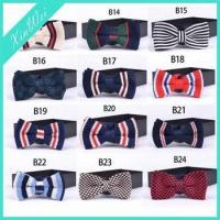 China 2015 Best Sell Knitted Bow Tie wholesale