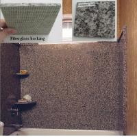 Bathtub Surround Ledge Material - Plumbing - DIY Home Improvement